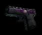 Glock-18 | Moonrise (Battle-Scarred)