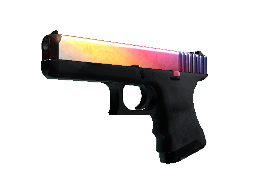 Restricted Glock-18 Fade