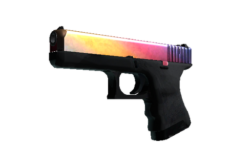 Glock-18 | Fade (Factory New) Prices