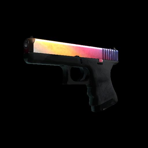 Glock-18 | Fade - gocase.pro