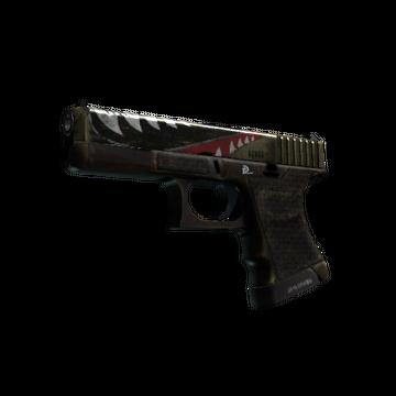 Glock-18 StatTrak | Warhawk