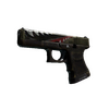 StatTrak™ Glock-18 | Warhawk (Well-Worn)