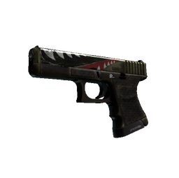 Glock-18 | Warhawk (Well-Worn)