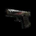 StatTrak™ Glock-18 | Warhawk <br>(Factory New)