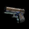 Glock-18   Clear Polymer <br>(Well-Worn)