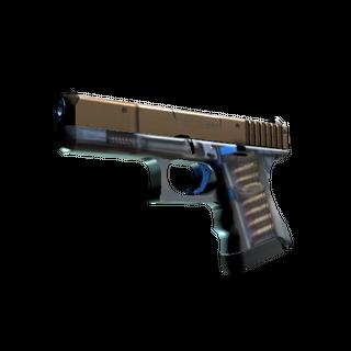 Glock-18 | Clear Polymer (Minimal Wear)