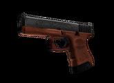 StatTrak™ Glock-18   Королевский легион, Закаленное в боях, 142.07$