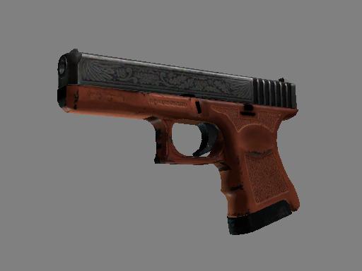 Скин Glock-18 | Королевский легион (Закаленное в боях)
