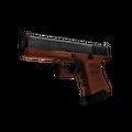 StatTrak™ Glock-18 | Royal Legion <br>(Battle-Scarred)