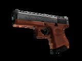 StatTrak™ Glock-18 | Royal Legion (Well-Worn)
