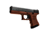 StatTrak™ Glock-18 | Royal Legion (Well-Worn)