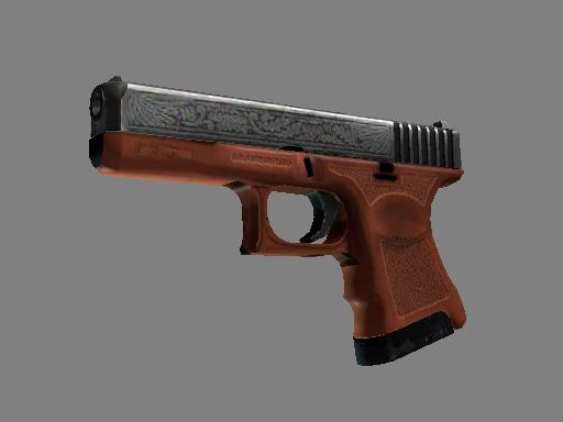 StatTrak™ Glock-18 | Royal Legion (Field-Tested)