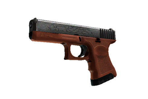 Buy StatTrak™ Glock-18 | Royal Legion (Well-Worn)