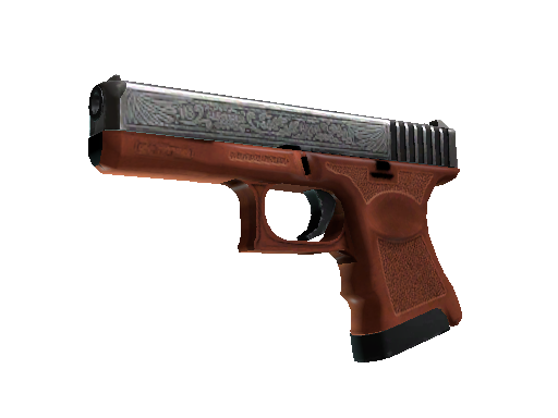 Glock-18 | Royal Legion Minimal Wear
