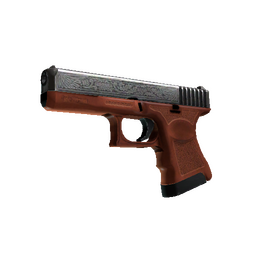 StatTrak™ Glock-18 | Royal Legion (Minimal Wear)