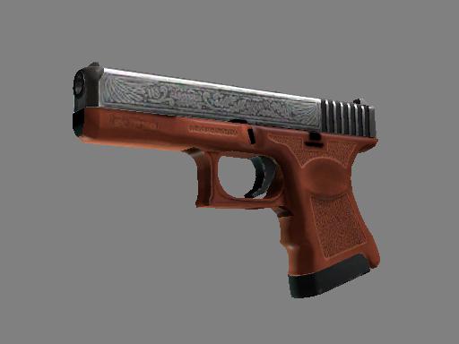 Glock-18  |  Royal Legion  Minimal Wear