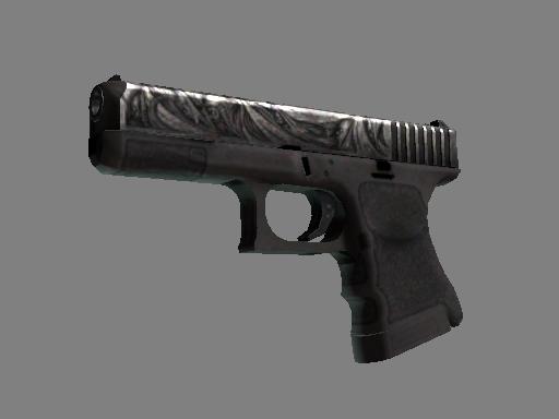 Скин Glock-18 | Призраки (Немного поношенное)