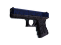 StatTrak™ Glock-18 | Blue Fissure