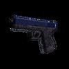 StatTrak™ Glock-18 | Blue Fissure <br>(Factory New)
