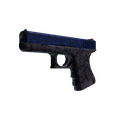Glock-18 | Blue Fissure <br>(Factory New)