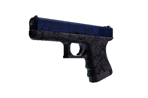 StatTrak™ Glock-18 | Blue Fissure (Minimal Wear) Prices