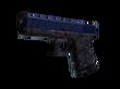 Glock-18 Blue Fissure