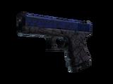 Weapon CSGO - Glock-18 Blue Fissure