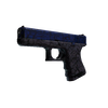 Glock-18 | Blue Fissure <br>(Field-Tested)