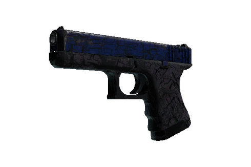 Glock-18 | Blue Fissure (Battle-Scarred) Prices