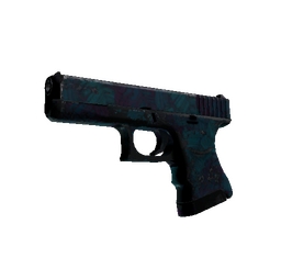 Glock-18 | Synth Leaf (Battle-Scarred)