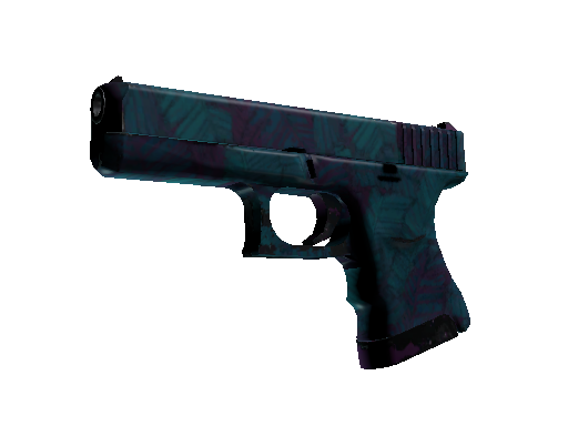 Glock-18 | Synth Leaf Field-Tested