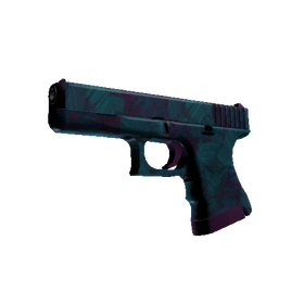 Glock-18 | Synth Leaf (Minimal Wear)