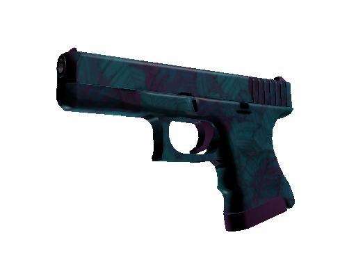 Glock-18 | Synth Leaf Factory New