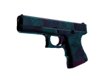 Glock-18 Synth Leaf