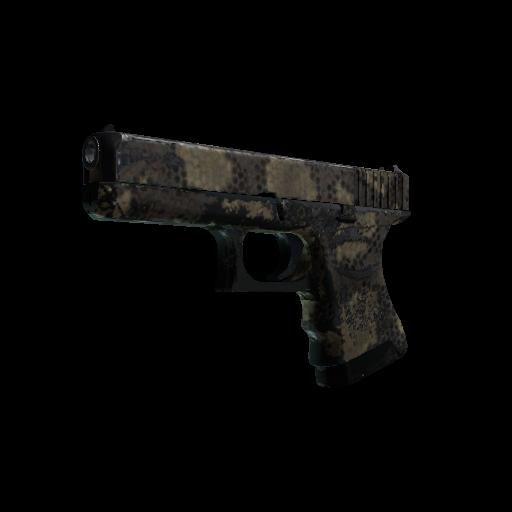 Glock-18 | Death Rattle - gocase.pro