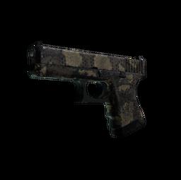 Glock-18 | Death Rattle (Battle-Scarred)