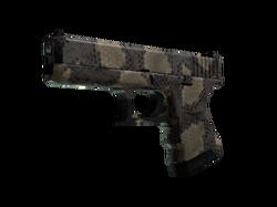 Glock-18 | Гремучая смерть (После полевых испытаний)