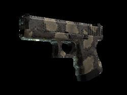 Glock-18 | Гремучая смерть (Немного поношенное)