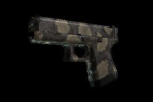 Glock 18 Death Rattle Minimal Wear