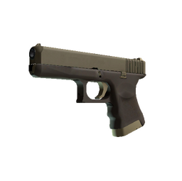 Glock-18 | Sand Dune (Minimal Wear)