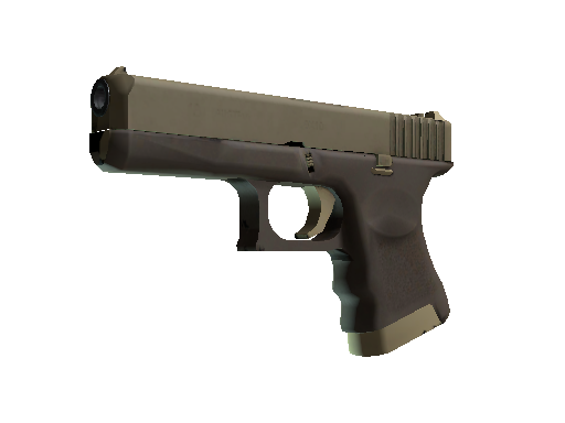 Glock-18 | Sand Dune (Battle-Scarred)