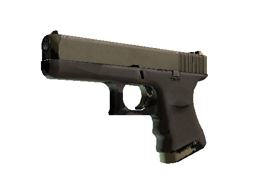 Glock-18 | Sand Dune Field-Tested