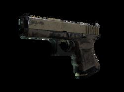 Glock-18 | Песчаные дюны (Закаленное в боях)