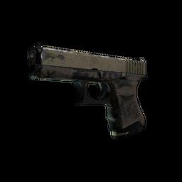Glock-18   Sand Dune (Battle-Scarred)
