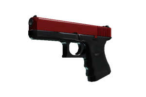 Glock 18 Candy Apple Factory New