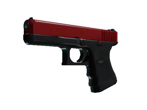 Milspec Glock-18 Candy Apple