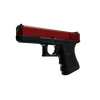Souvenir Glock-18 | Candy Apple <br>(Minimal Wear)