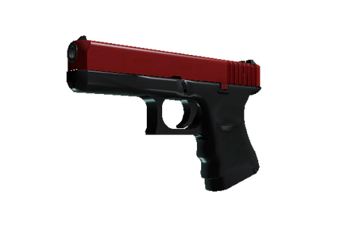 Buy Glock-18 | Candy Apple (Minimal Wear)