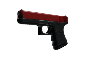 Glock 18 Candy Apple Field Tested