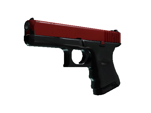 Glock-18 | Candy Apple Field-Tested